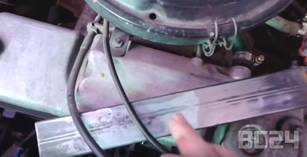 Как оцинковать кузов с помощью батарейки