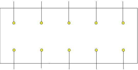 Чем долбят бетон определение растекаемости бетонной смеси